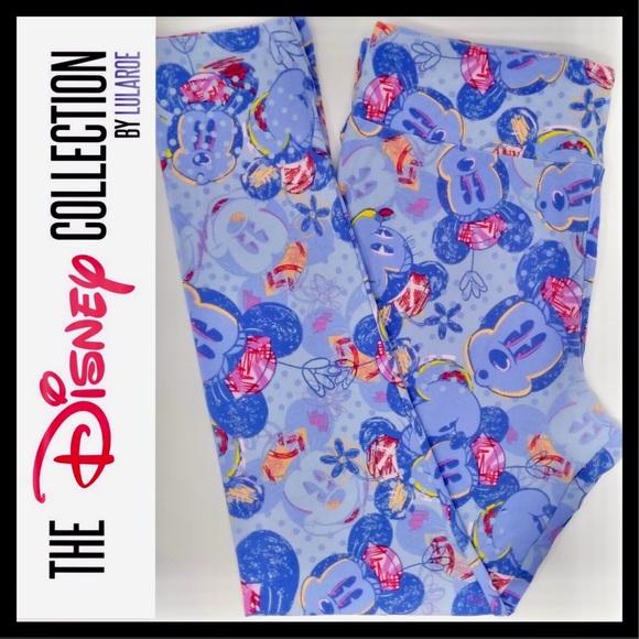 12148c7d8181b8 LuLaRoe Pants | Tc Leggings Disney Mickey Minnie Unicorn | Poshmark